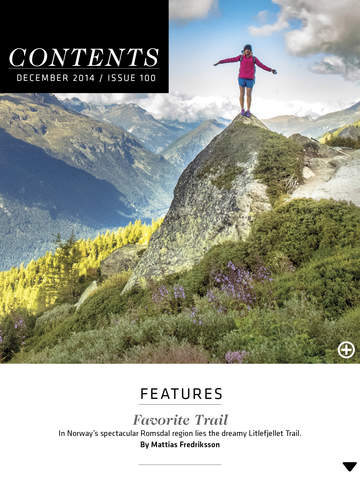 Trail Runner Magazine screenshot 7