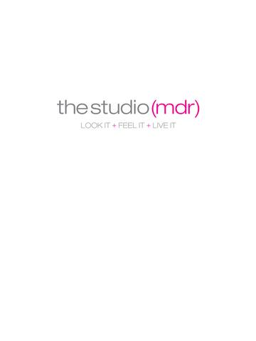The Studio (MDR) screenshot #1