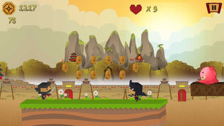 A Block Ninja Assassin screenshot 2
