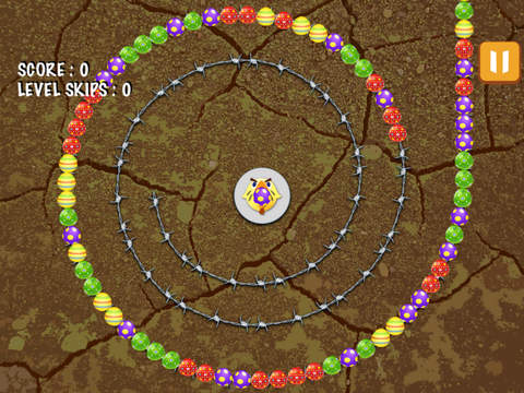 Army Bird Bubble Blast Saga Pro - new brain twister matching game screenshot 7