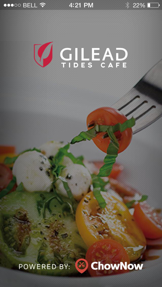 Tides Cafe screenshot 1