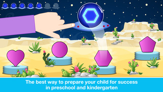 Preschool All In One Basic Skills Space Learning Adventure A to Z by Abby Monkey® Kids Clubhouse Games screenshot 5