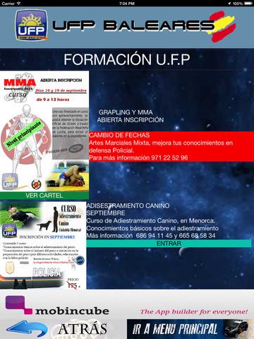 UFP BALEARES - Unión Federal de Policía screenshot 7
