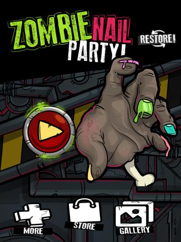 Zombie Nail Party screenshot 9