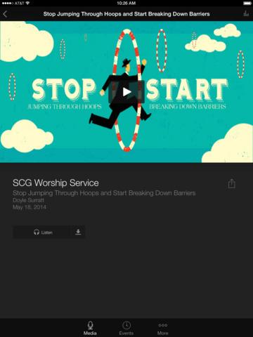 Seacoast Grace Church screenshot 6