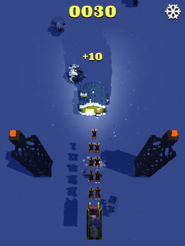 Santa Drop - Free screenshot 9