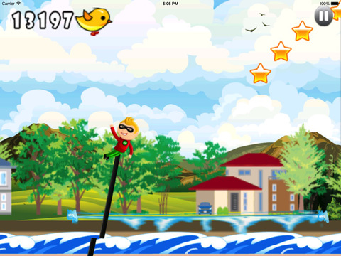 Steel Man Jump PRO screenshot 9