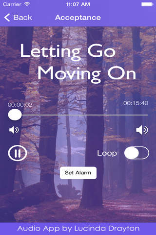 Letting Go, Moving On by Lucinda Drayton - náhled