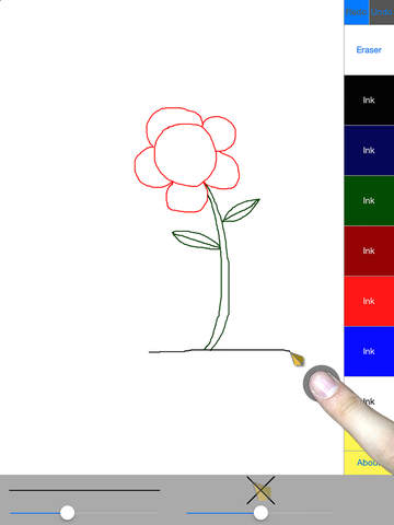 Penpoint Drawing - The best replacement of stylus for drawing with iPad screenshot 3