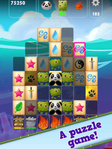 Panda PandaMonium: A Mahjong Puzzle Game screenshot 7