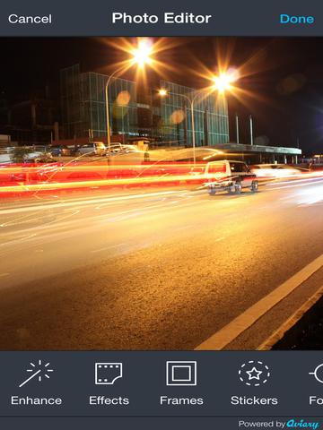 Light Trail Camera Candy – Slow Shutter Photo Editor Lab Free screenshot 10