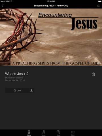 Huffman Baptist Church screenshot 6