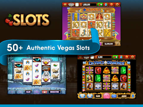DoubleDown Casino Slots Games screenshot 8