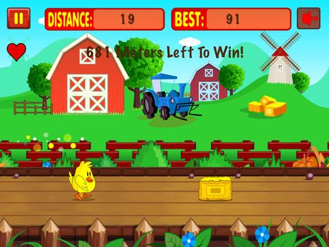 Voyage Run of a Barn Chick screenshot 4
