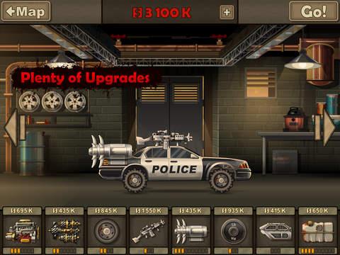 Earn to Die 2 screenshot #4