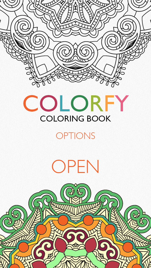 Colorfy: Coloring Art Game screenshot 5