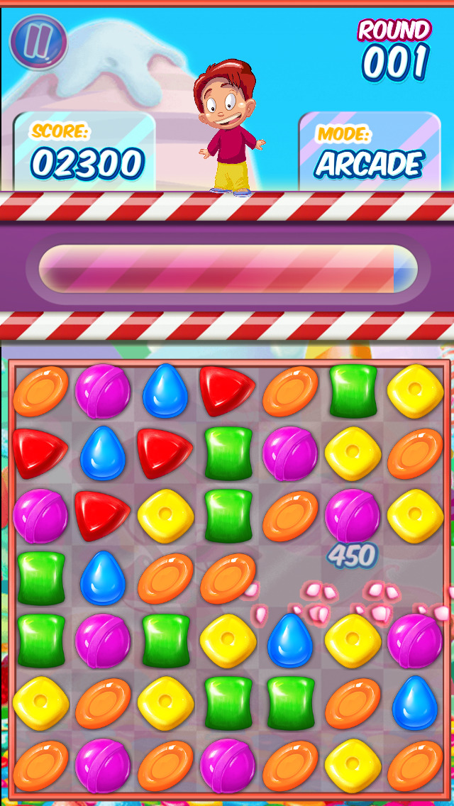 Gummy Crush screenshot 2