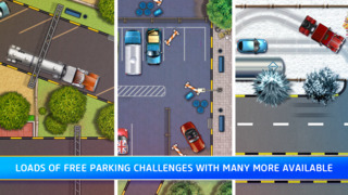Parking Mania Free screenshot 3