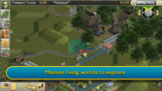 Transport Tycoon Lite screenshot 4