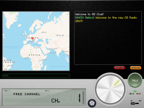 CB Radio 2015 (Light) screenshot 2