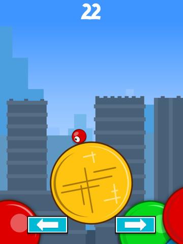Circle Runner vs Red Ball FREE screenshot 9