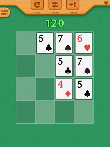 2048 Ace the Cards Puzzle screenshot 8