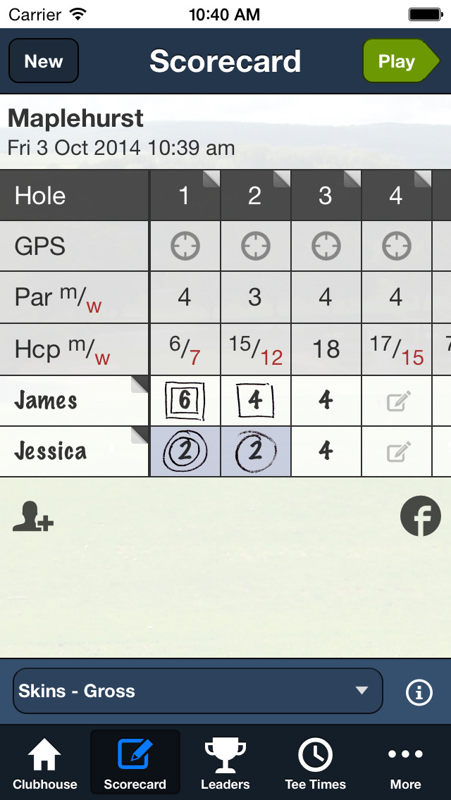 The Golf Club at Maplehurst screenshot 4