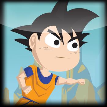 Ki Blast - Dragon Ball Z Version