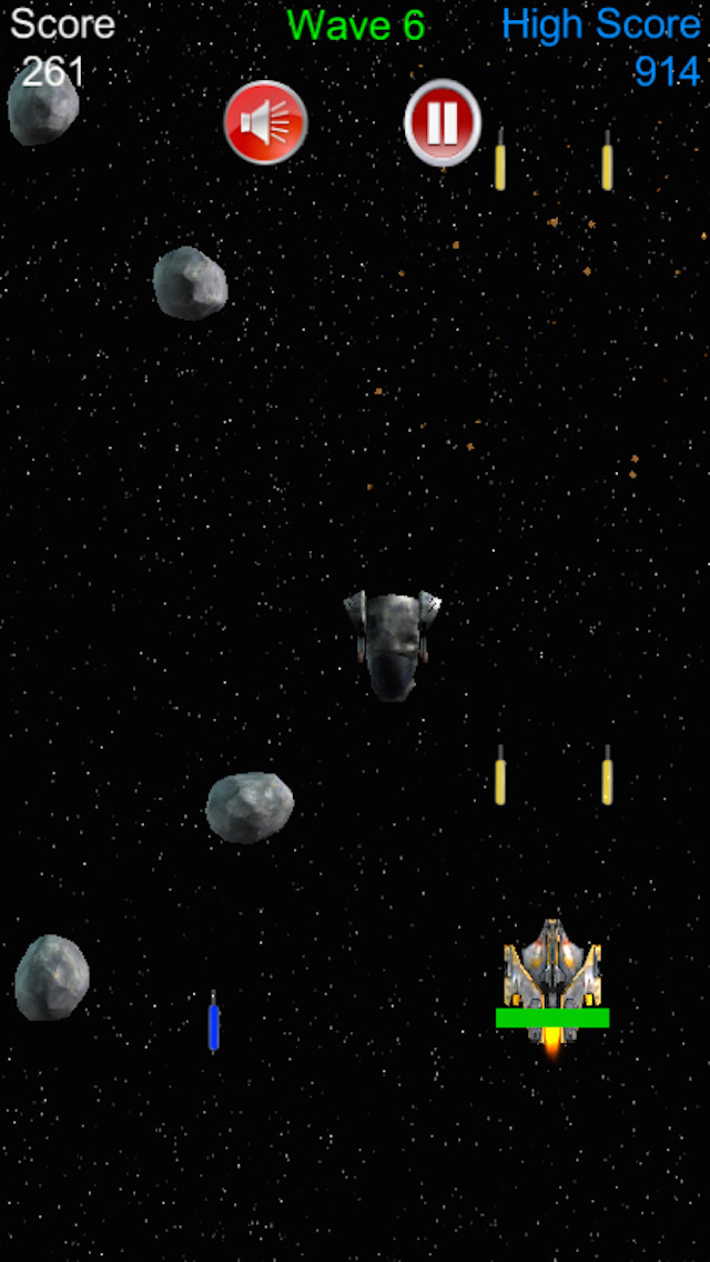 Arcade Space Shooter screenshot 3