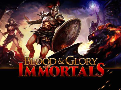 Blood & Glory: Immortals screenshot 10