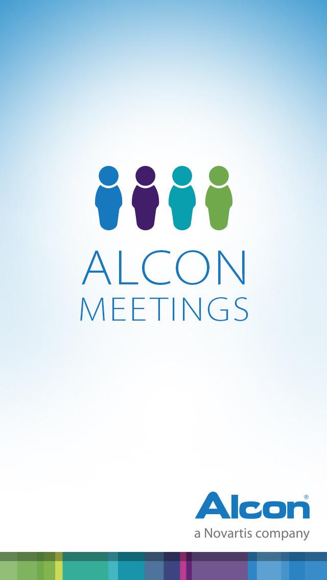 Alcon Meetings screenshot 1