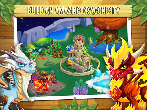 Dragon City Mobile screenshot 7