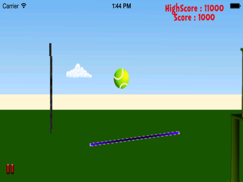 Tennis Ball Mania screenshot 7