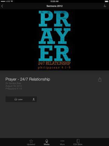 Oak Mountain Presbyterian screenshot 6