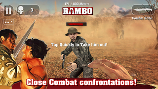 Rambo - The Mobile Game screenshot 4