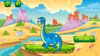 Dinosaur Jump Run screenshot 1