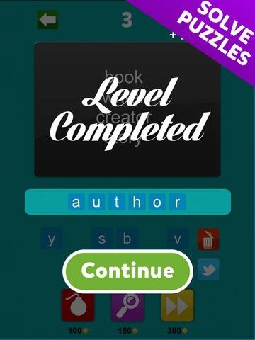 4 Words - Word Association Game screenshot 9