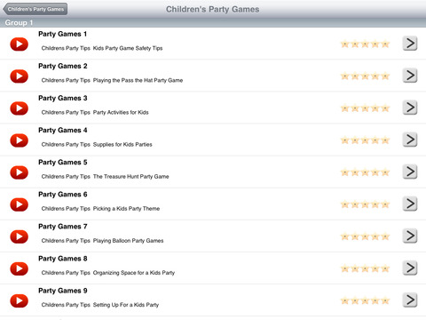 Children's Party Games screenshot 7