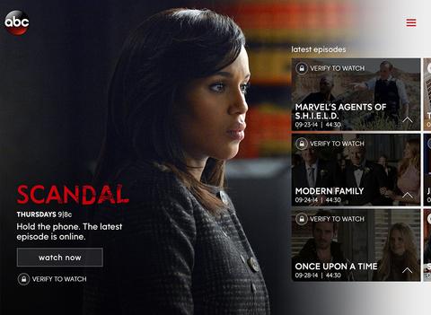 ABC – Live TV & Full Episodes screenshot 5