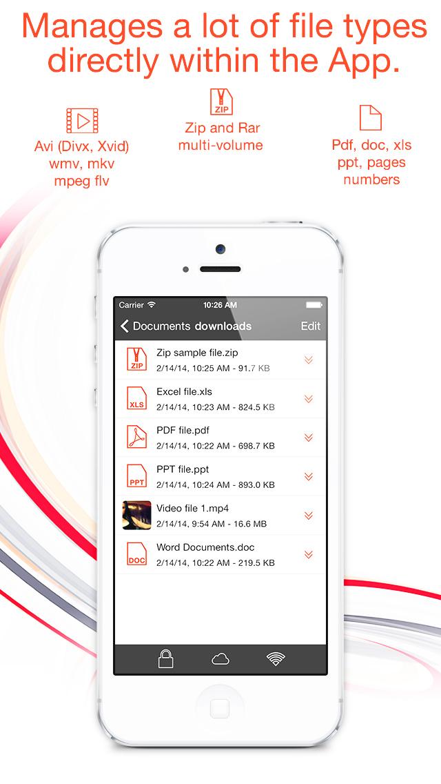 Amerigo - File Manager screenshot #4