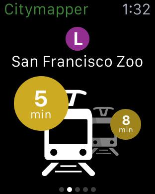 Citymapper Transit Navigation screenshot 7