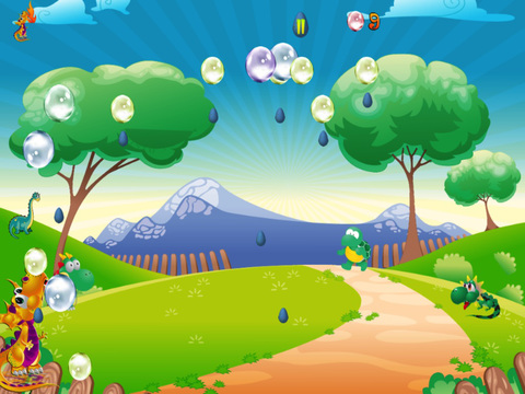 Dragon Bubble Ball screenshot 7