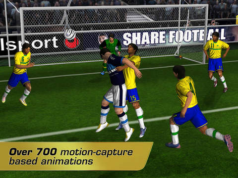 Real Soccer 2012 screenshot 7