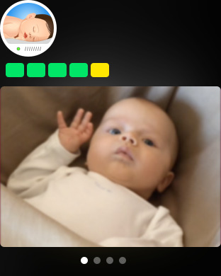 Cloud Baby Monitor screenshot 13