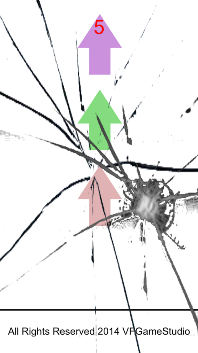 Slide Click Master - Arrow Game screenshot 3