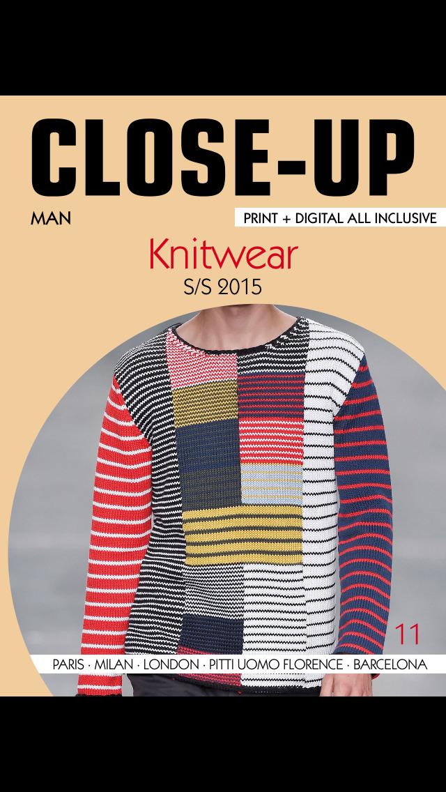 Close-Up Man Knitwear screenshot 1