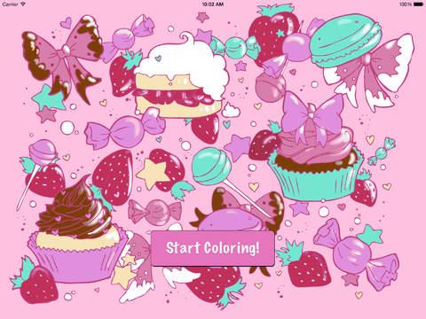 Kawaii Color Creations - náhled
