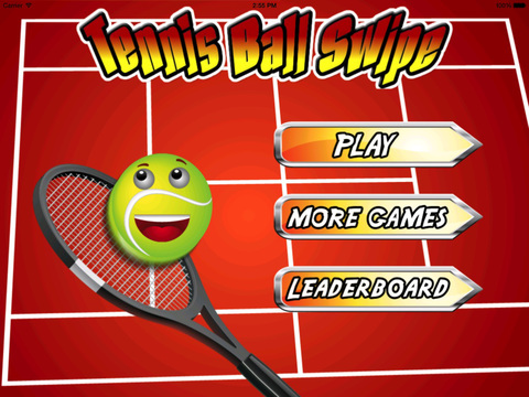 A Tennis Ball Swipe HD screenshot 10
