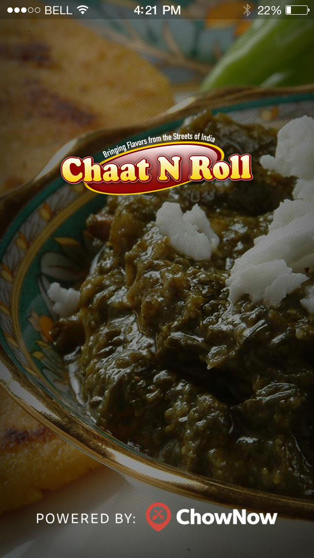 Chaat N Roll screenshot 1