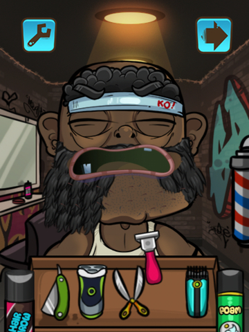Barber For Gansters screenshot 6